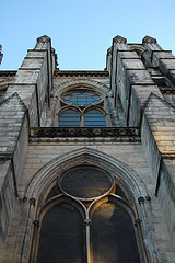 Cathedral Of Saint John The Divine In New York.