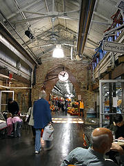 Chelsea Market: Home To Boutique Food Shops And Food Network TV Studios