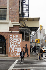 No What Matter What Your Taste Your Sure To Find A Meal At The Chelsea Market.