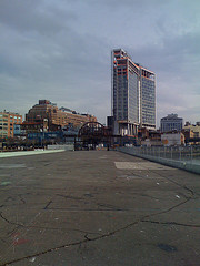 Chelsea Piers In The Off Season