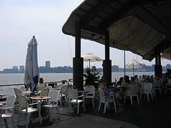 Catch Some Food And A Spectacular View At Chelsea Piers.