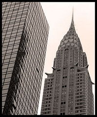 The Chrysler Building Located On The East Side Of Manhattan Is Stunning.