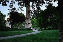 Cleopatra's Needle: Obelisk In Central Park Near The Metropolitan Museum Of Art