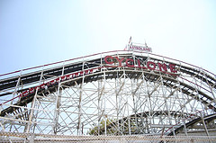 The New York Park Department, Owns The Coney Island Cyclone, Making It  A National Landmark In 1991