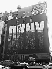 The Brand DKNY Is Very Well Known In New York.