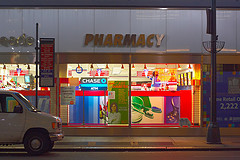 One Of The Many Duane Reade Drugstores In New York City