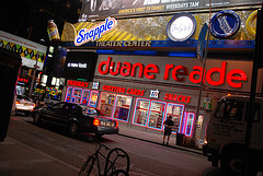 The Place To Stop To Get What You Need Is Here At Duane Reade.