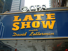 Going To Se The Late Show At The Ed Sullivan Theater