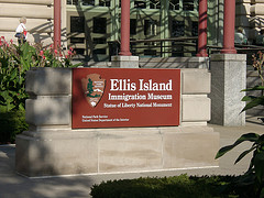 The Immigration Museum On Ellis Island Was A Starting Point For Most Immigrants.