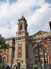 Ellis Island, It Is Owned By The Federal Government And Is Now Part Of The Statue Of Liberty National Monument