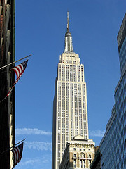 The Empire State Building Is The Highest Peak In The New York City.