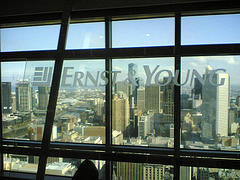 A View From An Ernst And Young Window.