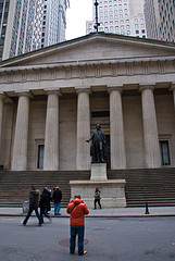 Federal Hall Was The First Capital Of The United States.