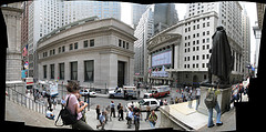 Federal Hall Is Always A Nice Trip Back In History.