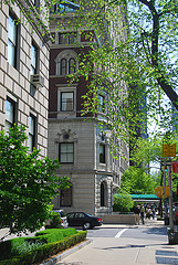 An Apartment Building On Fifth Avenue.
