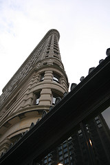 The Triangular Shaped Flatiron Building Was One Of The First Skyscrapers Ever Built