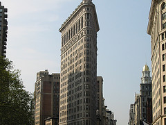Flatiron Building Is Considered To Be One Of The First Skyscrapers Ever Built
