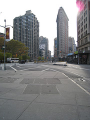 A Great Look At The Flatiron Building.
