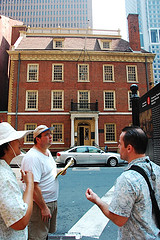 The Historic Fraunces Tavern Played An Integral Role In Our Countries Revolutionary War History.