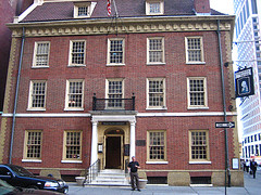 The Fraunces Tavern An Historical Site From The American Revolution