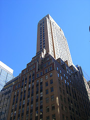 The Fred  French Building Is A 38story Skyscraper  Northeast Corner Of New York City.