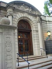 Check Out The Frick Collection Inside This Great Looking Building.