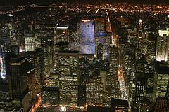 E Gem Building Is An Art Deco Skyscraper That Forms The Centerpiece Of Rockefeller Center In Midtown Manhattan.