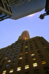 The Rockefeller Center??s Gem Building Located On Lexington Avenue