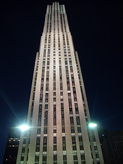 Home To Nab Studios, The Gem Building Adorns A Observation Deck Known As