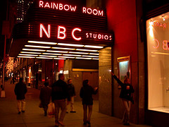 The Rainbow Room - Nab Entrance To The Gem Building In Midtown Manhattan.