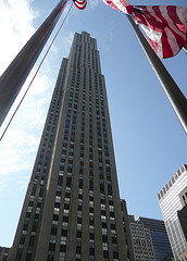 The Gem Building, At 30 Rockefeller Plaza, Houses Nab Studios