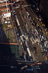 Aftermath Of Crane Accident At Goldman Sacks Construction Site