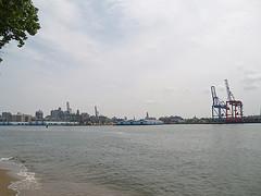 Governors Island Shipyard