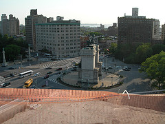 Forming The Main Entrance To Prospect Park, Grand Army Plaza Spans Over 11 Acres.