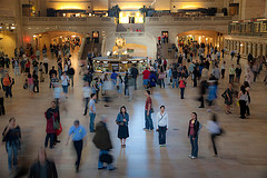Grand Central Terminal: Where People Go To Meet, Connect And Explore