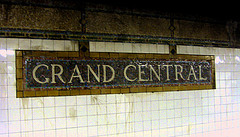 Grand Central Terminal Serves Thousands Of Commuters A Day