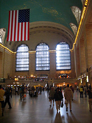 No Other Place In The World Like Grand Central Terminal.