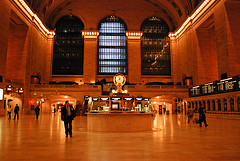 Grand Central Terminal Cover 48 Acers And Has 75 Tracks And 48 Platforms.