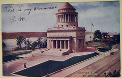 Holding The Bodies Of General Grant And His Wife, Grant's Tomb Is Grant's National Memorial.