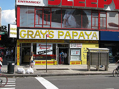 You Won't Find Papayas At Gray's Papaya's