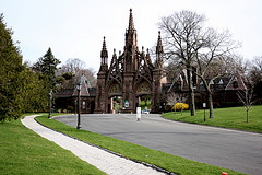 Founded In 1838 The Green-wood Cemetery Is A Final Resting Place For Many.