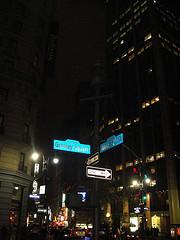 Arrivo A New York - Appena Uscito A Herald Square