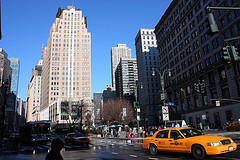Made Famous In Song, Herald Square At 34th And Broadway In Manhattan