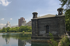 Absolutely Stunning View From The Jacqueline Kennedy Onassis Reservoir.