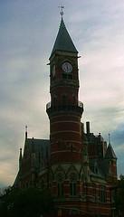 Jefferson Market Courthouse, Now Jefferson Market Library