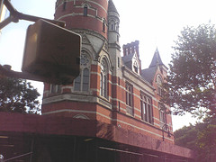 Jefferson Market Library Is Oldest Library, Which Is Thought