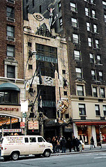 The Jekyll & Hyde Club, On The Avenue Of The Americas Is In Midtown Near 57th Street