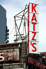 Looking For A Great Place To Eat? Stop By Katz's Delicatessen.