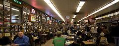 Diners Fill Katz's Delicatessen To Get A Taste Of New York's Best Kosher Deli