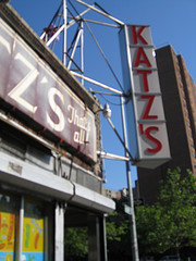 Famous Lower East Side Katz's Delicatessen, Coined Send A Salami To Your Boy In The Army